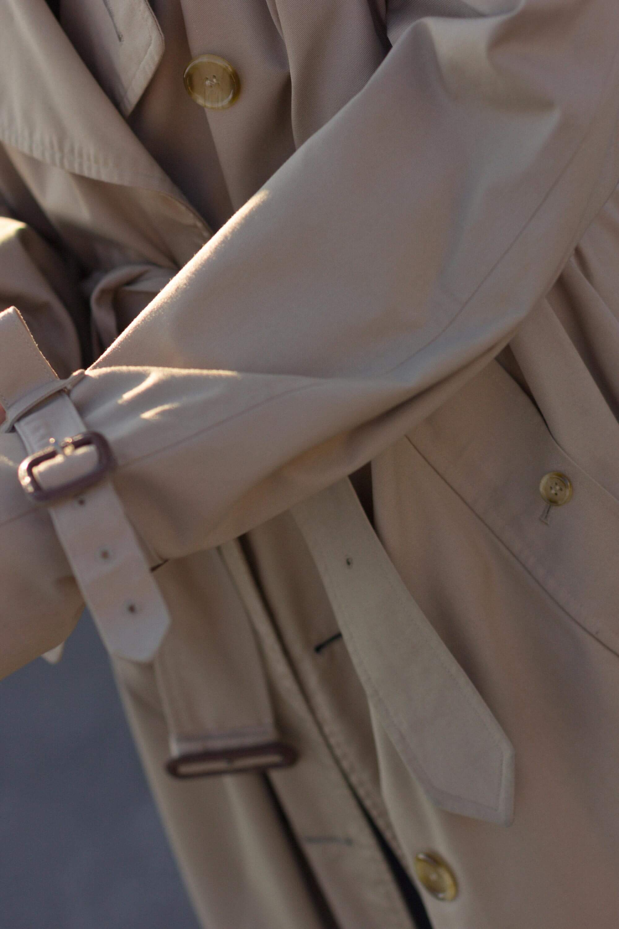 The Burberry Trench